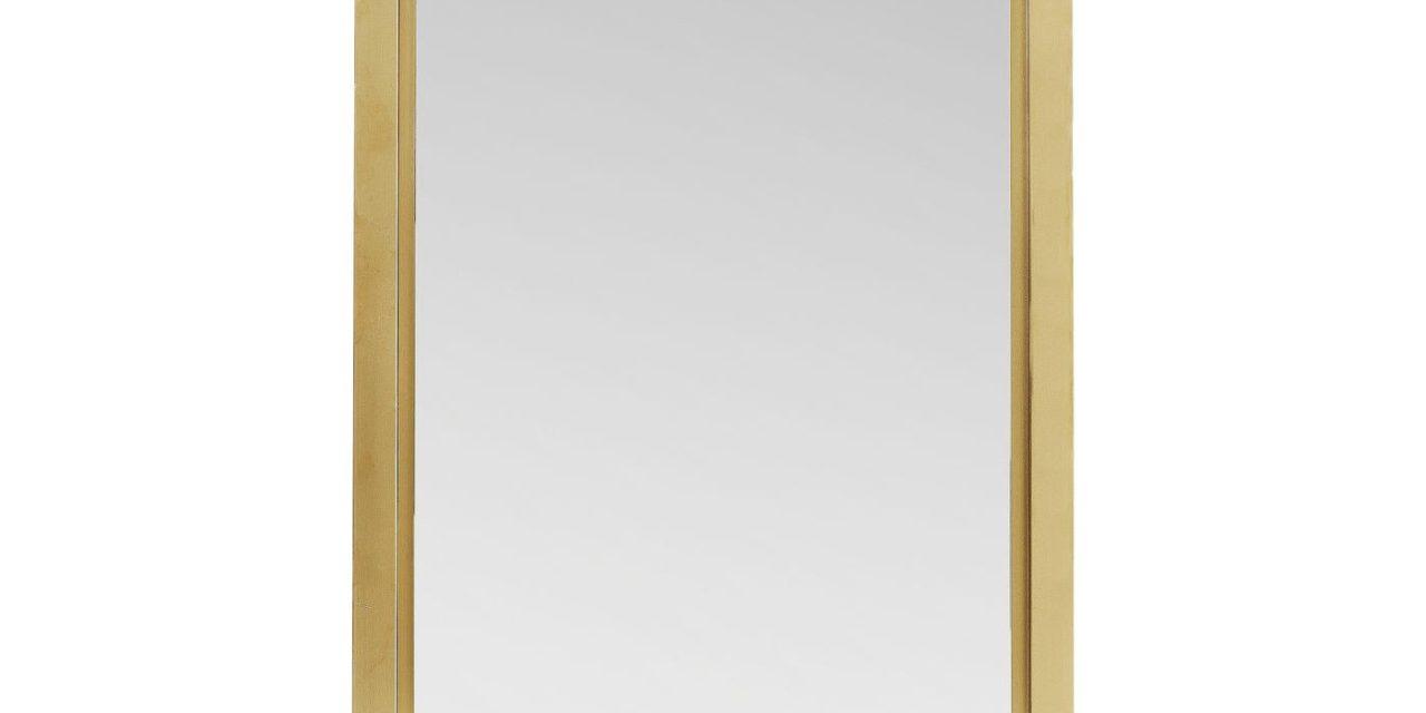 Spejl Flash Rectangular 160 x 80 cm