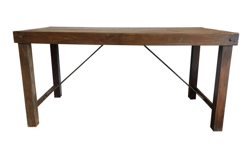 SJÄLSÖ NORDIC Original træbord (158×77)