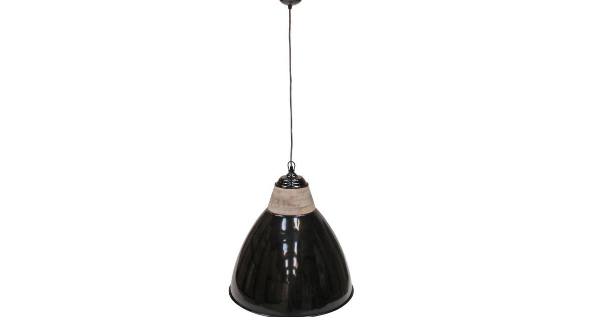 CANETT Base hængelampe – Sort