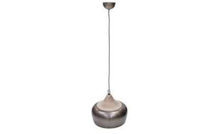 CANETT Base hængelampe – Zink