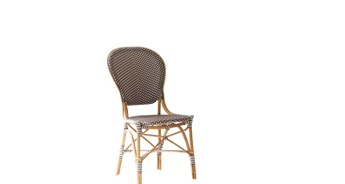 SIKA DESIGN Isabell stol u/armlæn – Cappuccino