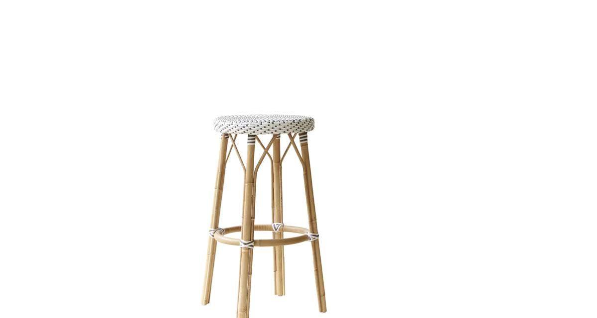SIKA DESIGN Simone barstol – Høj, Hvid
