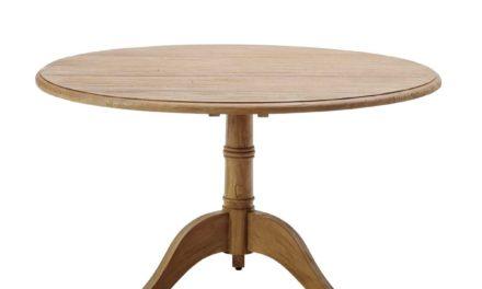 SIKA DESIGN Michelangelo teak spisebord
