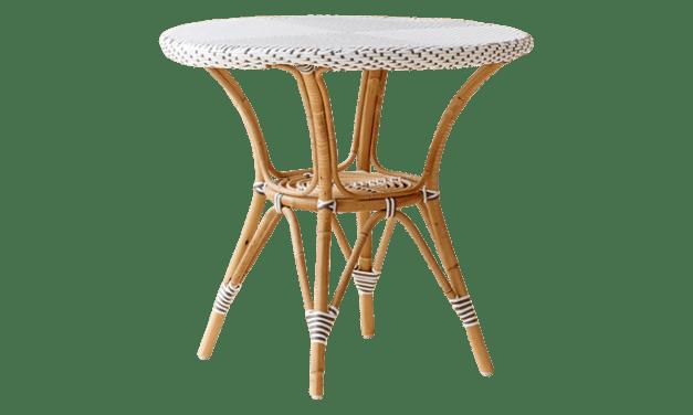 SIKA DESIGN Danielle cafébord – Hvid