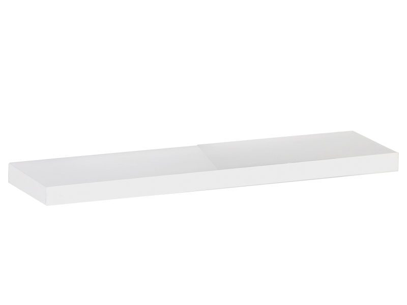 Shelf Floating hylde, hvid, 120cm