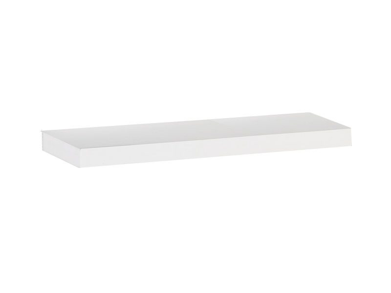 Shelf Floating hylde, hvid, 90cm