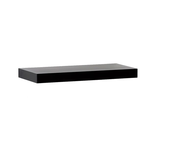 Shelf Floating hylde, sort, 90cm