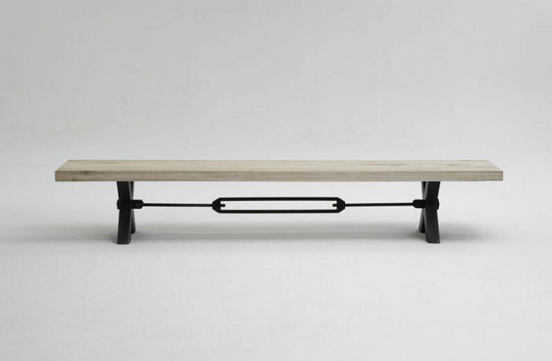 BODAHL Kansas spisebordssbænk 300 x 40 cm
