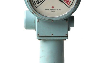 Trademark Living Engine Order Telegraph i flot jern