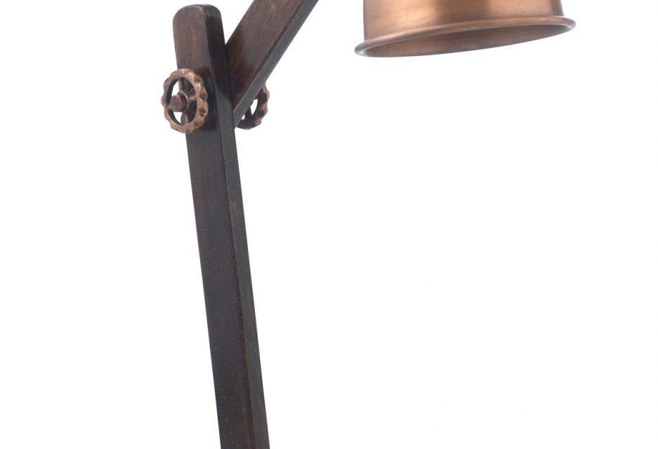 FUHRHOME Madrid bordlampe kobber