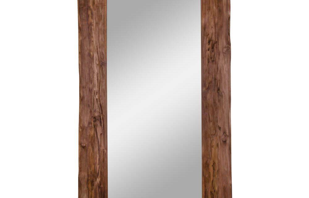 HOUSE NORDIC Granada Antik spejl – Spejl i antik teaktræ