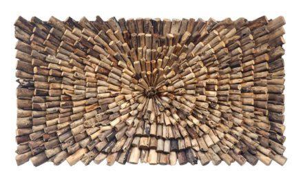 HOUSE NORDIC Wall dekoration – Væg dekoration i træ