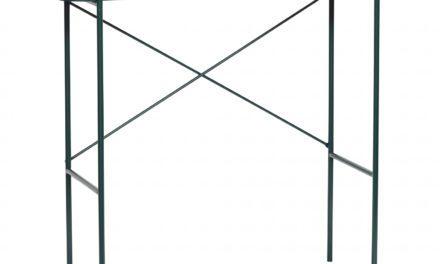 HÜBSCH konsolbord, grønt metal