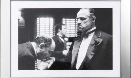 KARE DESIGN Billede, Frame Godfather 60 x 80 cm
