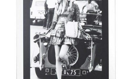 KARE DESIGN Billede, Frame French Diva 120 x 90 cm