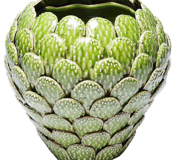 KARE DESIGN Vase Prickly Pear 25 cm