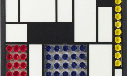 KARE DESIGN Vægdekoration, Frame Squares Colore 80 x 80 cm