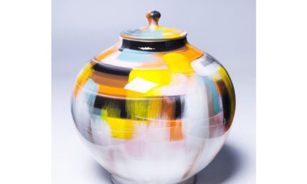 KARE DESIGN Dekorationskrukke, Jar Arte Colore