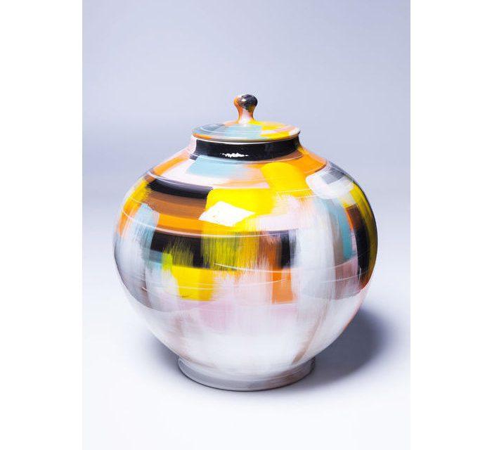 KARE DESIGN Dekorationskrukke, Jar Arte Colore