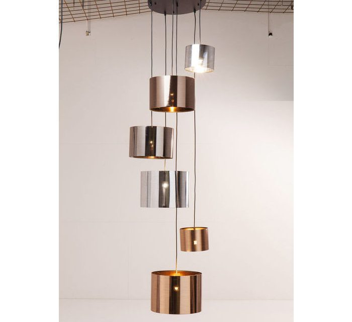 KARE DESIGN Loftlampe, Dancing Queen Uni Six