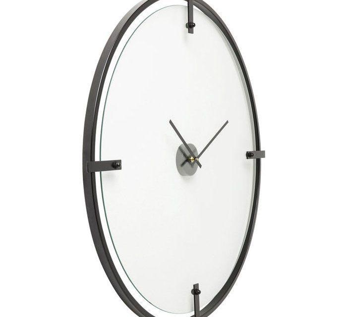 KARE DESIGN Vægur, Visible Time Ø91 cm