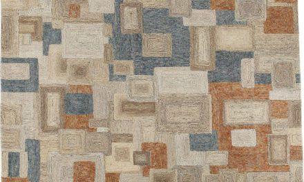 KARE DESIGN Gulvtæppe Color Fields 240 x 170 cm