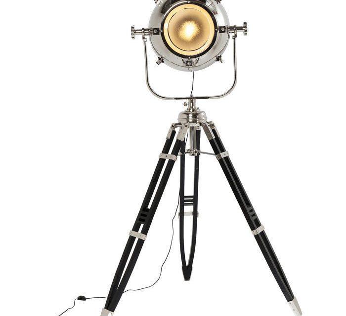KARE DESIGN Gulvlampe Furioso Spot