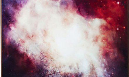 KARE DESIGN Billede, Frame Alu Big Bang 80 x 80 cm
