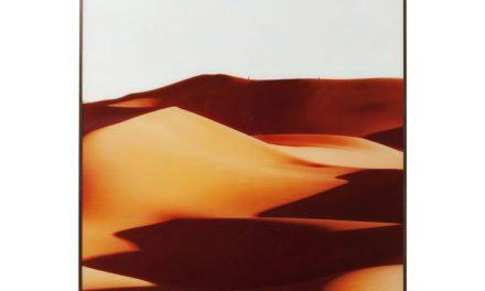 KARE DESIGN Billede, Frame Alu Desert Shadow 80 x 120 cm