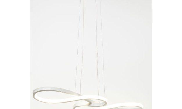 KARE DESIGN. Loftslampe Snake Hvid LED