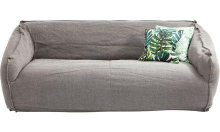 KARE DESIGN Sofa, Fjord 3-personers 210 cm