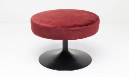 KARE DESIGN Taburet, Rotante Berry Ø60 cm