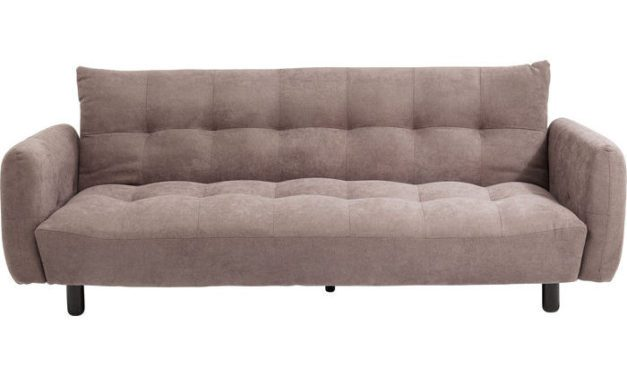 KARE DESIGN Sovesofa Texas Brun