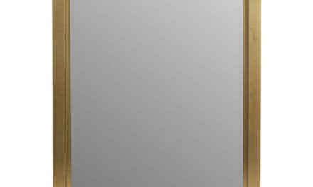 KARE DESIGN Vægspejl Flash Rektangulær 120 x 80 cm