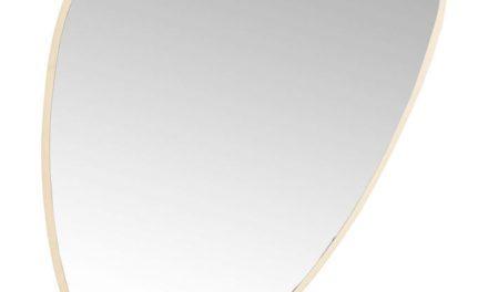 KARE DESIGN Vægspejl Jetset 83 x 56 cm