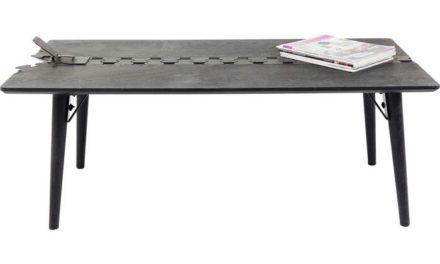 KARE DESIGN Sofabord Zipper 122 x 60 cm