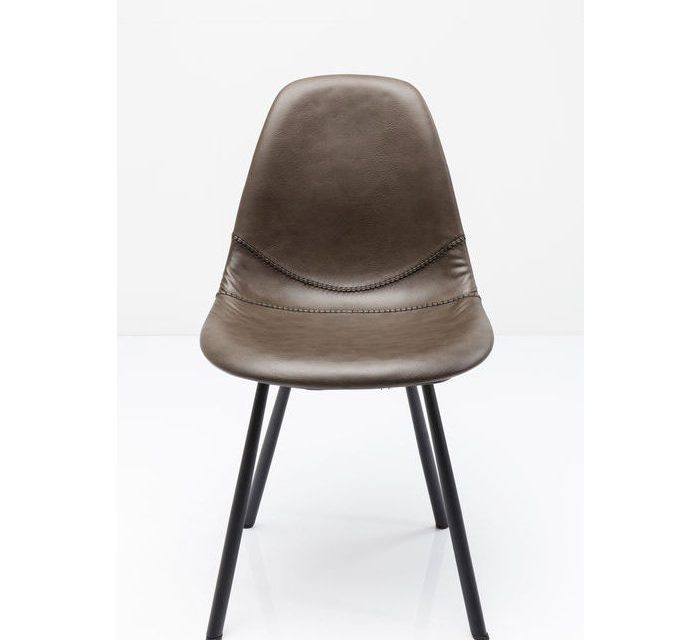 KARE DESIGN Stol, Lounge Grå
