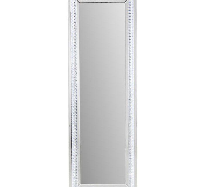 KARE DESIGN Vægspejl Crystals LED 180 x 60 cm