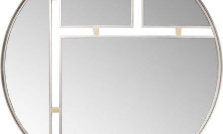 KARE DESIGN Vægspejl Modern Art Ø107 cm