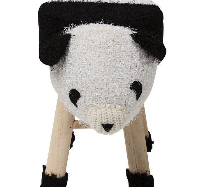 KARE DESIGN Taburet, Funny Panda