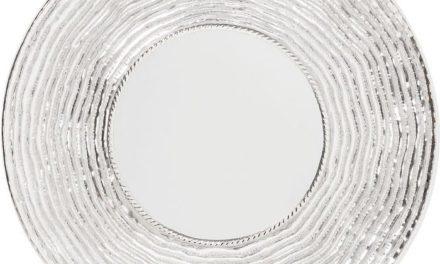 KARE DESIGN Vægspejl XXL Pluto Ø110 cm