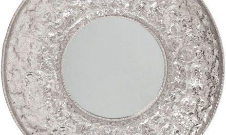 KARE DESIGN Vægspejl XXL Cosmos Flowers Ø110 cm