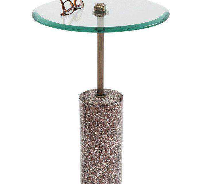 Så er det nu – Fantastisk Visible Terrazzo sidebord fra Kare Design