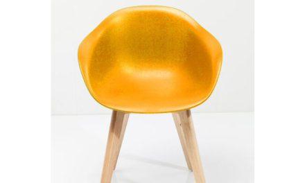 KARE DESIGN Spisebordsstol Forum Scandi Object Orange