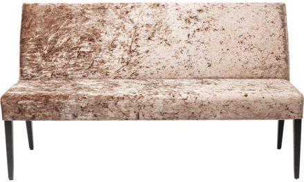 KARE DESIGN Sofabænk, Econo Diva Brun 162 cm