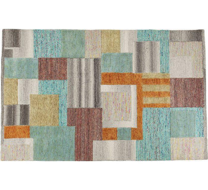KARE DESIGN Gulvtæppe Labyrinth Colore 240 x 170 cm