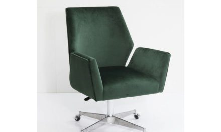 KARE DESIGN Armstol, Swivel Chicago Grøn