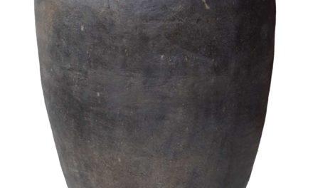 TRADEMARK LIVING Rustik stor og smuk lerkrukke – X large