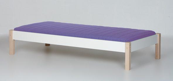 MANIS-H sengebriks Sort 140×200