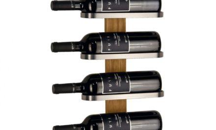 FURBO Mazzi – vinreol til 5 flasker Eg